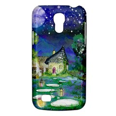 Background Fairy Tale Watercolor Galaxy S4 Mini