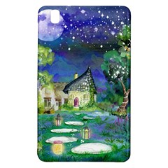 Background Fairy Tale Watercolor Samsung Galaxy Tab Pro 8 4 Hardshell Case