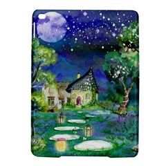 Background Fairy Tale Watercolor Ipad Air 2 Hardshell Cases