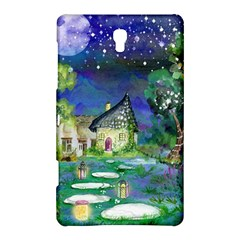 Background Fairy Tale Watercolor Samsung Galaxy Tab S (8 4 ) Hardshell Case
