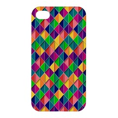 Background Geometric Triangle Apple Iphone 4/4s Hardshell Case