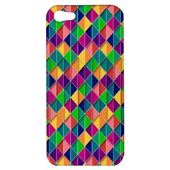 Background Geometric Triangle Apple Iphone 5 Hardshell Case