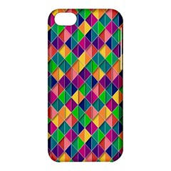 Background Geometric Triangle Apple Iphone 5c Hardshell Case