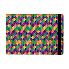 Background Geometric Triangle Ipad Mini 2 Flip Cases