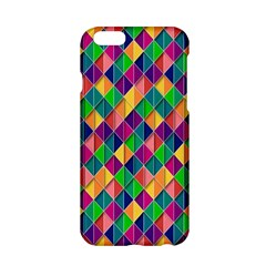 Background Geometric Triangle Apple Iphone 6/6s Hardshell Case
