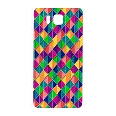 Background Geometric Triangle Samsung Galaxy Alpha Hardshell Back Case