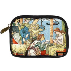 Vintage Princess Prince Old Digital Camera Cases by Nexatart