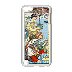 Vintage Princess Prince Old Apple Ipod Touch 5 Case (white)