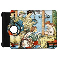 Vintage Princess Prince Old Kindle Fire Hd 7  by Nexatart