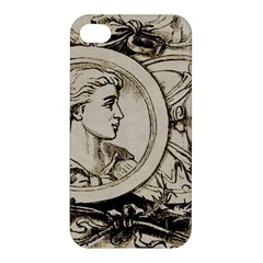 Young Old Man Weird Funny Apple Iphone 4/4s Hardshell Case