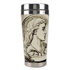 Young Old Man Weird Funny Stainless Steel Travel Tumblers by Nexatart