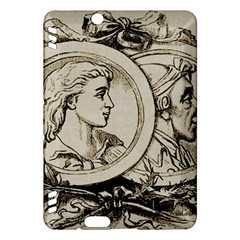 Young Old Man Weird Funny Kindle Fire Hdx Hardshell Case