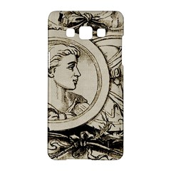 Young Old Man Weird Funny Samsung Galaxy A5 Hardshell Case  by Nexatart