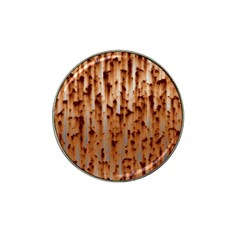 Stainless Rusty Metal Iron Old Hat Clip Ball Marker (4 Pack)