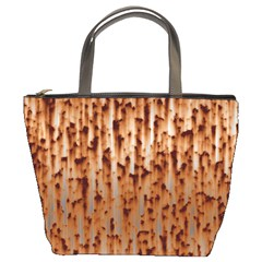 Stainless Rusty Metal Iron Old Bucket Bags by Nexatart
