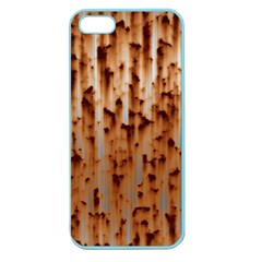 Stainless Rusty Metal Iron Old Apple Seamless Iphone 5 Case (color)
