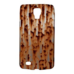 Stainless Rusty Metal Iron Old Galaxy S4 Active