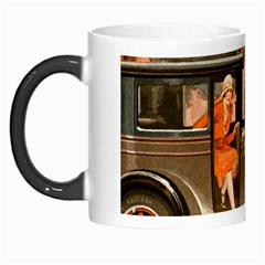 Car Automobile Transport Passenger Morph Mugs