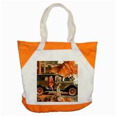 Car Automobile Transport Passenger Accent Tote Bag
