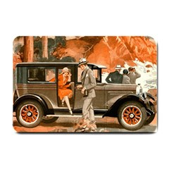 Car Automobile Transport Passenger Small Doormat