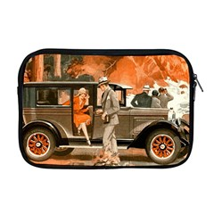 Car Automobile Transport Passenger Apple Macbook Pro 17  Zipper Case
