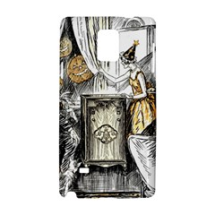 Vintage People Party Celebrate Samsung Galaxy Note 4 Hardshell Case