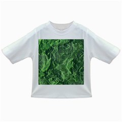 Green Geological Surface Background Infant/toddler T Shirts