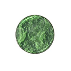 Green Geological Surface Background Hat Clip Ball Marker (10 Pack)
