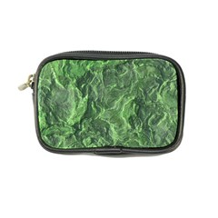 Green Geological Surface Background Coin Purse by Nexatart