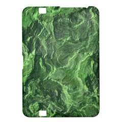 Green Geological Surface Background Kindle Fire Hd 8 9