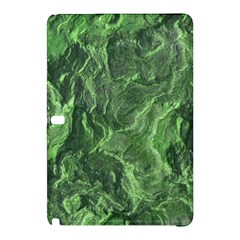 Green Geological Surface Background Samsung Galaxy Tab Pro 10 1 Hardshell Case