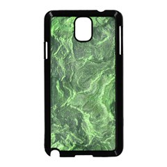 Green Geological Surface Background Samsung Galaxy Note 3 Neo Hardshell Case (black)
