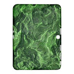 Green Geological Surface Background Samsung Galaxy Tab 4 (10 1 ) Hardshell Case