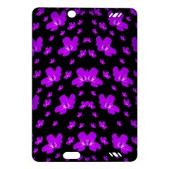 Pretty Flowers Amazon Kindle Fire Hd (2013) Hardshell Case by pepitasart