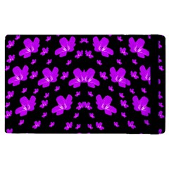Pretty Flowers Apple Ipad Pro 9 7   Flip Case by pepitasart