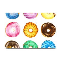 Donuts Plate Mats