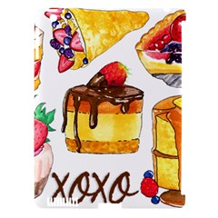 Xoxo Apple Ipad 3/4 Hardshell Case (compatible With Smart Cover) by KuriSweets