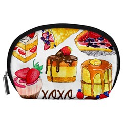 Xoxo Accessory Pouches (large)  by KuriSweets