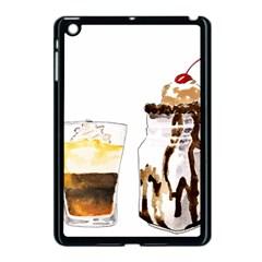 Coffee And Milkshakes Apple Ipad Mini Case (black) by KuriSweets