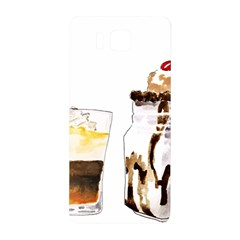 Coffee And Milkshakes Samsung Galaxy Alpha Hardshell Back Case by KuriSweets