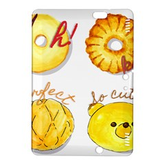 Cute Bread Kindle Fire Hdx 8 9  Hardshell Case by KuriSweets