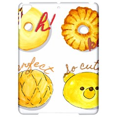 Cute Bread Apple Ipad Pro 9 7   Hardshell Case by KuriSweets