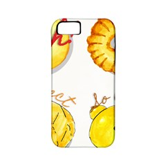 Bread Stickers Apple Iphone 5 Classic Hardshell Case (pc+silicone) by KuriSweets