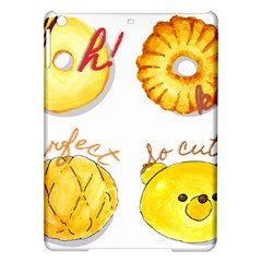 Bread Stickers Ipad Air Hardshell Cases by KuriSweets