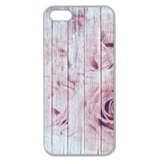 Vintage 1802821 1920 Apple Seamless Iphone 5 Case (clear) by vintage2030