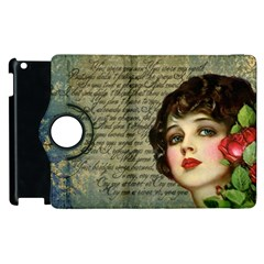 Vintage 1047247 1280 Apple Ipad 3/4 Flip 360 Case by vintage2030