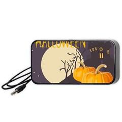 Halloween 979495 1280 Portable Speaker by vintage2030