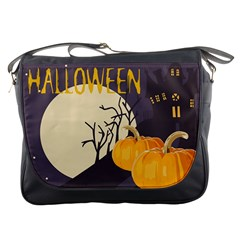 Halloween 979495 1280 Messenger Bags by vintage2030