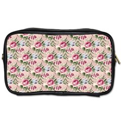 Cute Floral 218a Toiletries Bags 2 Side by MoreColorsinLife