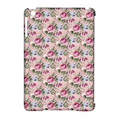 Cute Floral 218a Apple Ipad Mini Hardshell Case (compatible With Smart Cover) by MoreColorsinLife